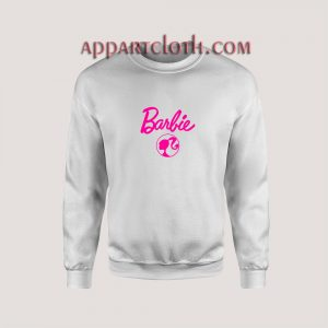 Barbie Logo Unisex Sweatshirts