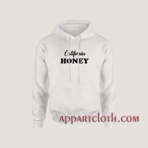 California honey Hoodies