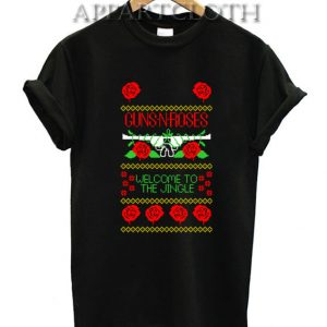 Guns n roses welcome to the jingle Funny Shirts