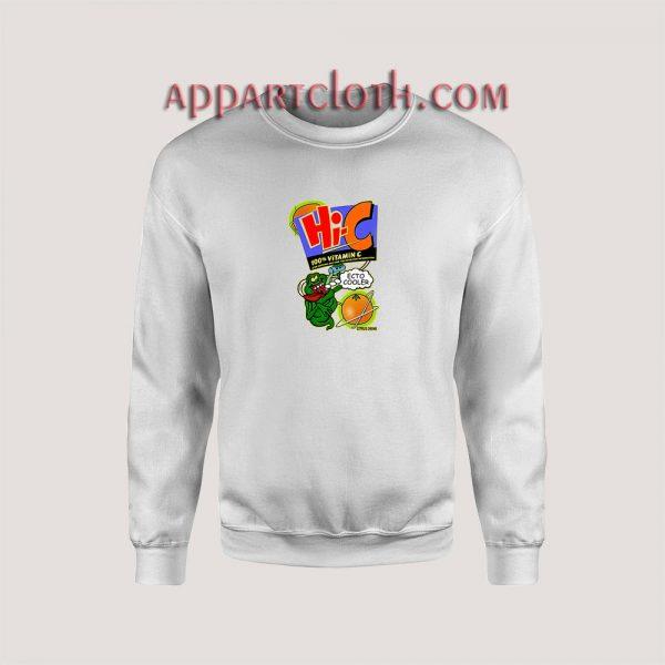 Hic Vitamin C Unisex Sweatshirts