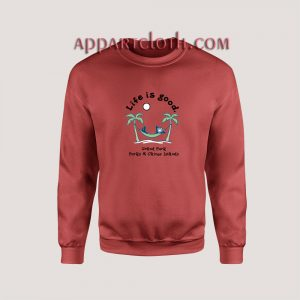 Life Is Good Grand Turk Unisex Sweatshirts