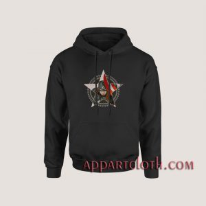 Marvel Studios Captain America Hoodies