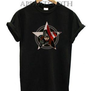 Marvel Studios Captain America Funny Shirts