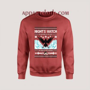 NIght Watch christmas Unisex Sweatshirts