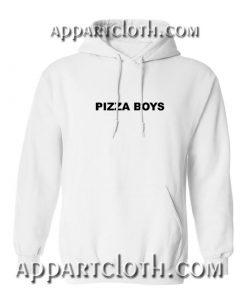 Pizza boys Hoodies