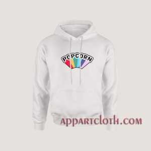 Popcorn Rainbow Hoodies