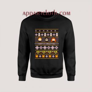Potter Happy Christmas Unisex Sweatshirts
