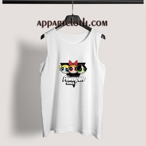 Powerpuff Girls Adult tank top