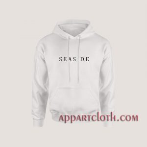Seaside Font Hoodies