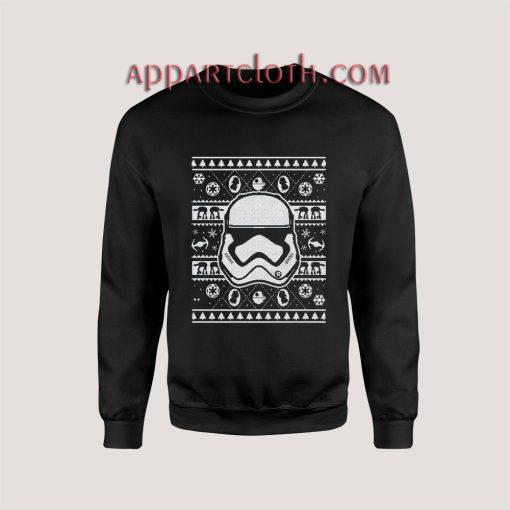 Starwars Clone Stormtrooper Christmas Unisex Sweatshirts