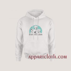 Stay Golden women Hoodies