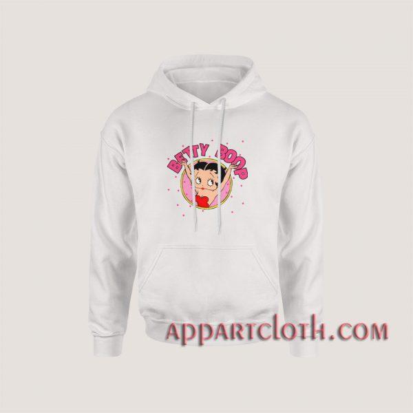 Vintage Betty Boop Hoodies