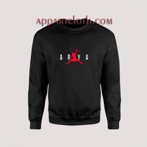 Arya Stark Jumpman Unisex Sweatshirts