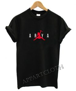 Arya Stark Jumpman Funny Shirts