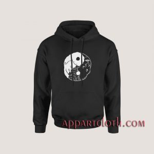 Beavis and Butt Head Yin Yang Hoodies