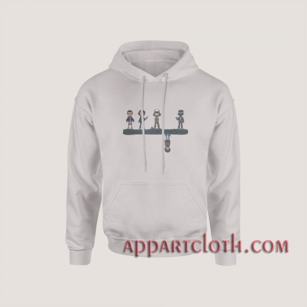 Cheap The Upside Down Stranger Things Hoodies