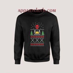 Deadpool Xmas Unisex Sweatshirts