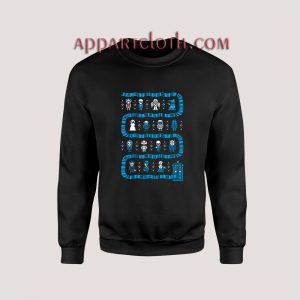 Dr Who Ugly Christmas Unisex Sweatshirts