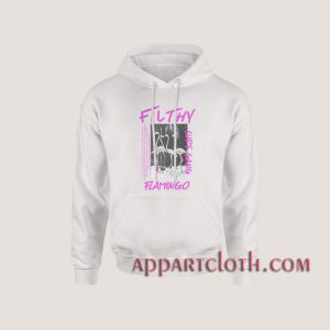 Filthy Flamingo Surf Gang Hoodies