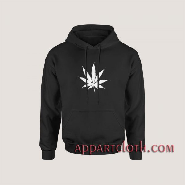 Marijuana Cannabis Leaf Hoodies