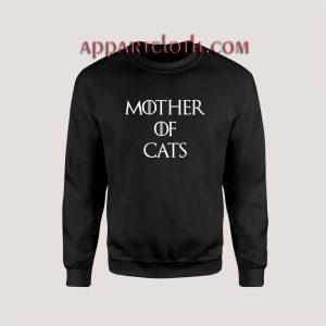 Mother of Cats Unisex Sweatshirts
