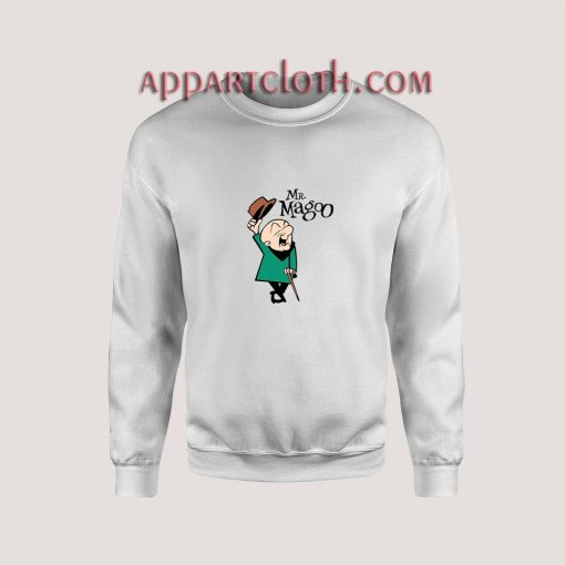 Mr Magoo Unisex Sweatshirts
