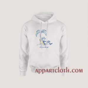 Palm Tree Life Is Good Hoodies