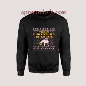 Pug Ugly Christmas Unisex Sweatshirts