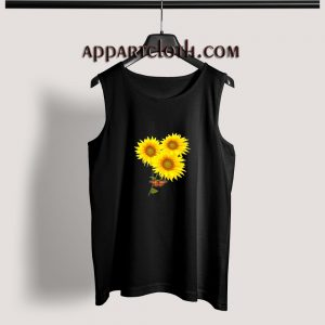 SUNFLOWER Adult tank top