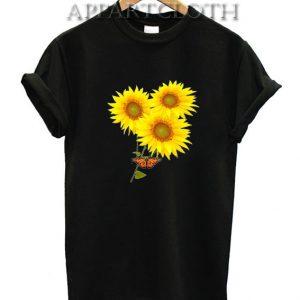 SUNFLOWER Funny Shirts