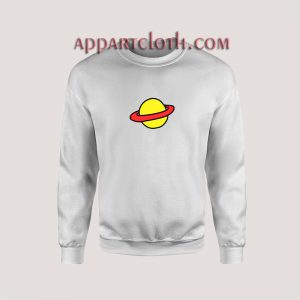 Saturn Chuckie Finster Rugrats Unisex Sweatshirts