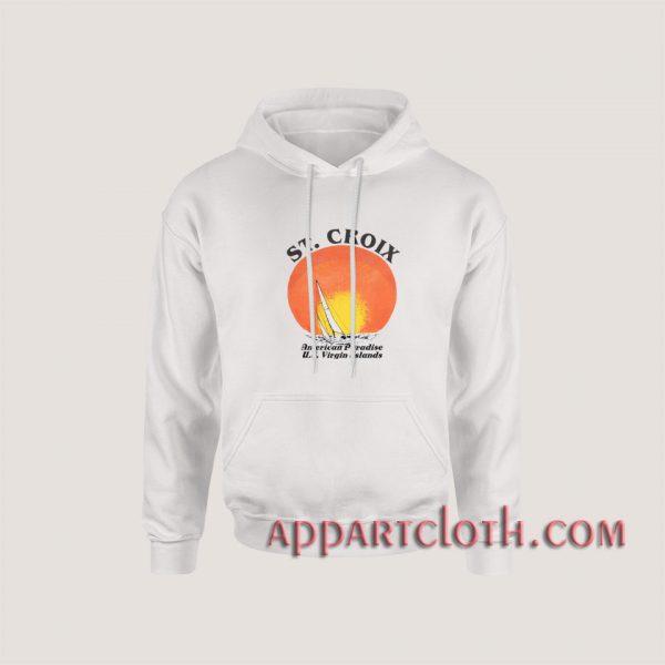 Sell St.Croix American Paradise Hoodies