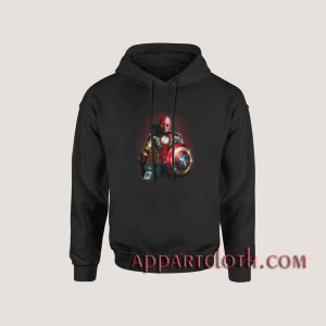 Stan Lee Marvel All Avengers Heroes In One Hoodies