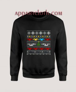 Star Trek Ugly Christmas Unisex Sweatshirts