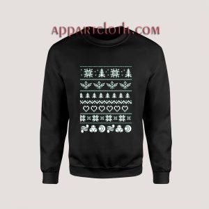 Ugly Christmas The Legend of Zelda Unisex Sweatshirts