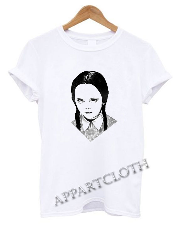 Wednesday Addams Funny Shirts
