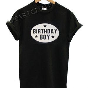 Birtday Boy Funny Shirts
