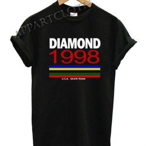 Diamond 1998 Funny Shirts