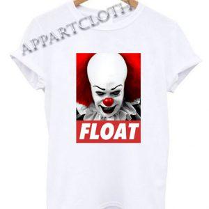 Float Clown Funny Shirts