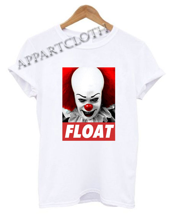 Float Clown Funny Shirts