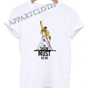 Freddie Mercury Queen Funny Shirts