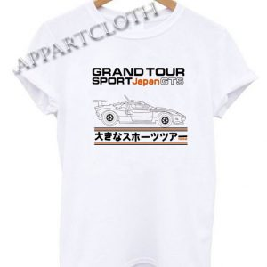 Grand Tour Sport Japan GTS Funny Shirts