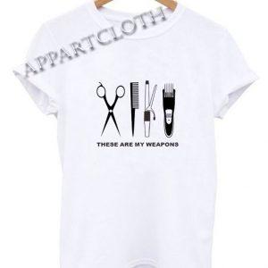 Hairdresser Funny Shirts