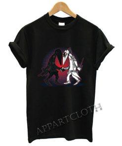 Ninja Vs Ninja Snake Eyes Storm Shadow Funny Shirts