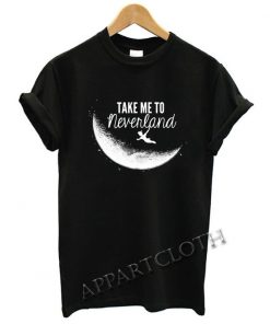 Peter pan quotes Funny Shirts