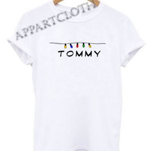 Tommy Stranger Things Funny Shirts