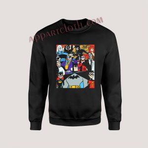 Batman The Animated Series Unisex Sweatshirts