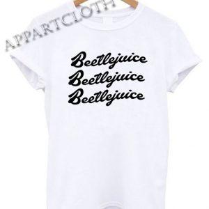 Beetlejuice Funny Shirts