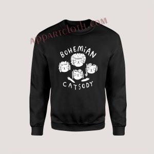 Bohemian Catsody Unisex Sweatshirts