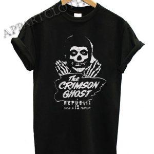 Crimson Ghost (1946) Funny Shirts